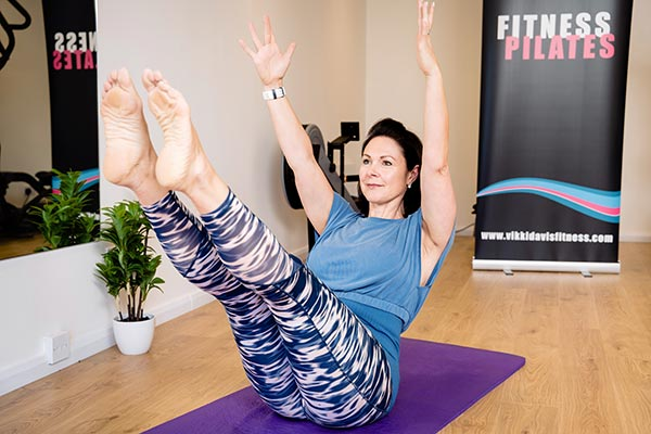 vikki davis fitness online fitness pilates cardio hitt cardio boxing